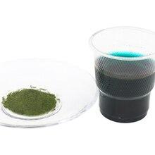 Acryl Verf Textiel Verven Kleding Renovatie Dye Voor Kleding Voor Katoen Nylon Stof Dye Kleur Acryl 10G Blauw-groen