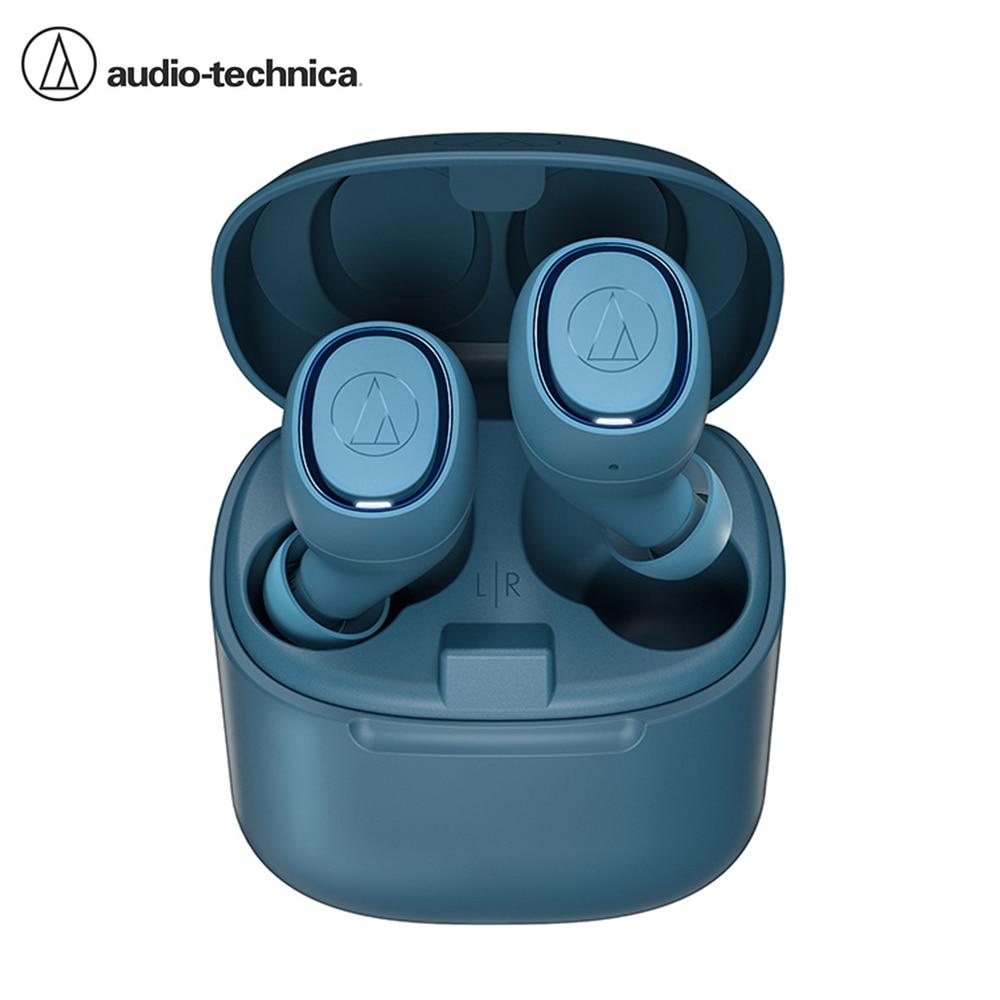 Fone de Ouvido sem Fio Estéreo com Controle Technica Ture Bluetooth Esporte Tws Fones Toque Microfone Ath-ath-ck3tw 5.0