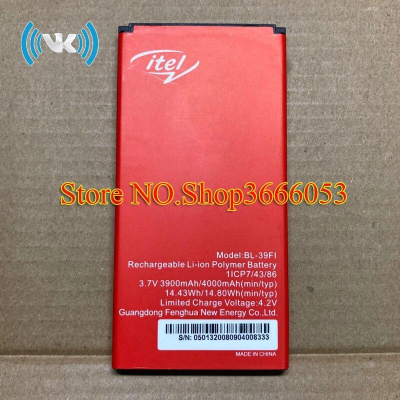 Новинка VK 4000 мАч 3,7 Вт-ч в фотоаккумулятор для itel it5630 внешняя перезаряжаемая литий-ионная батарея литий-полимерные батареи