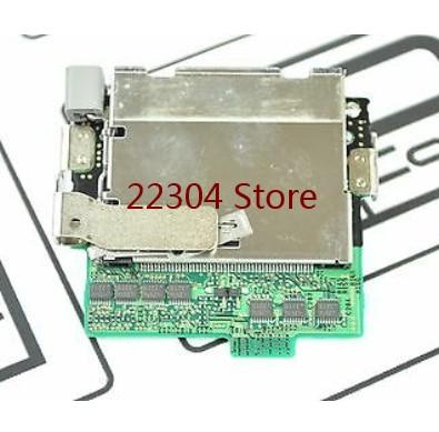 قطع غيار لكاميرا Nikon D3 D3X CF, وحدة لوحة فتحة لبطاقة الذاكرة