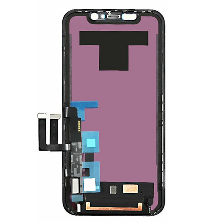 Original pantalla ecran iphone11 LCD display replacement oled TFT3D true touch screen for celular tela complet accessoires parts enlarge