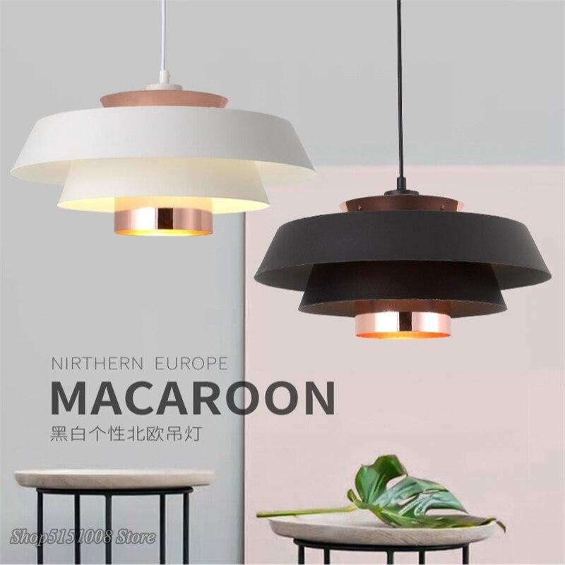الشمال الإبداعية قلادة Led أضواء غرفة الطعام المطبخ مصابيح معلقة لوفت ديكو تعليق الإنارة داخلي الفن تركيبات الإضاءة