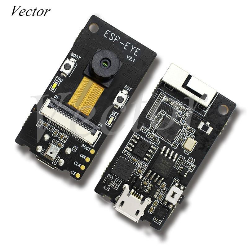 Aliexpress - ESP-EYE ESP32 Wi-Fi and Bluetooth AI Development Board
