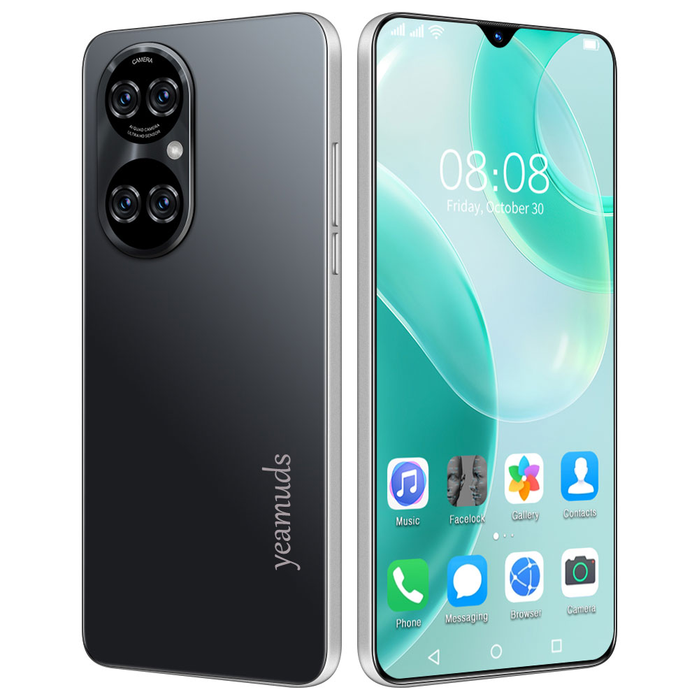 Global version Galay P50pro smartphones Ram 4GB+ Rom 64GB android mobile phoens 6.7HDinch 5000mAh  Android 11 cellphones 10-core