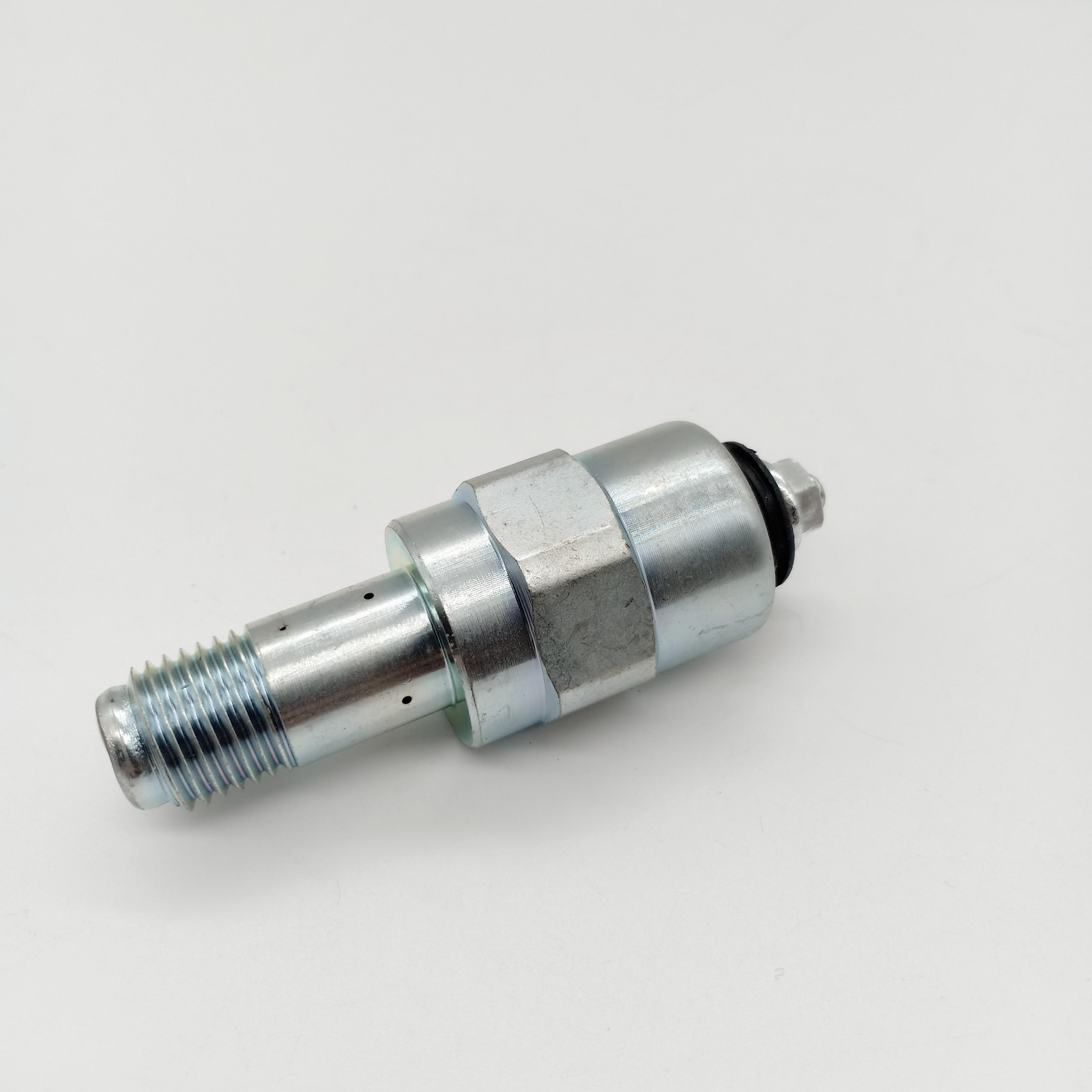 Válvula de solenoide de parada de bomba Diesel VE 8905200030 piezas eléctricas de excavadora Válvula de retorno de aceite