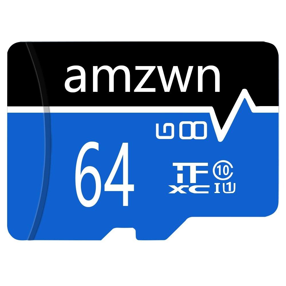 micro sd TF Card 32GB 64GB Class 10 Memory card 128GB 256GB 512GB tarjetas de memoria for Smartphone