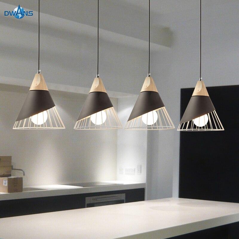 Скандинавские подвесные светильники, светодиодные декоративные потолочные светильники, Современные настраиваемые комнатные светильники