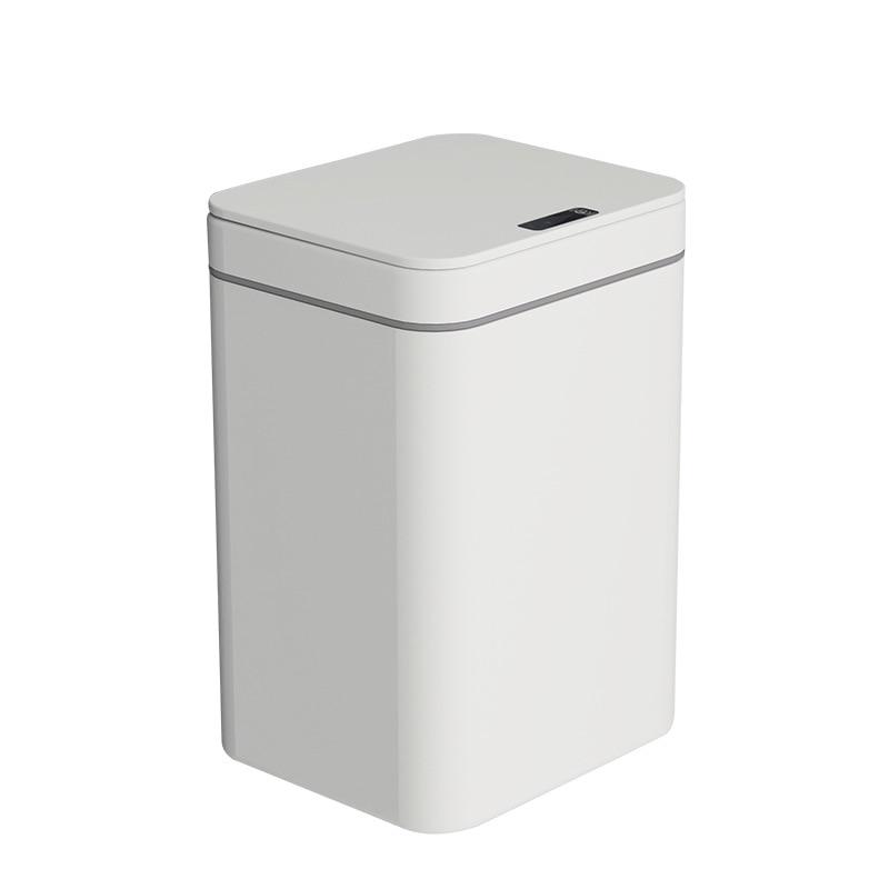 HA-Life Smart Induction Trash Can Automatic Dustbin Bucket Garbage Bathroom Kitchen Electric Type Touch Trash Bin Paper Basket недорого