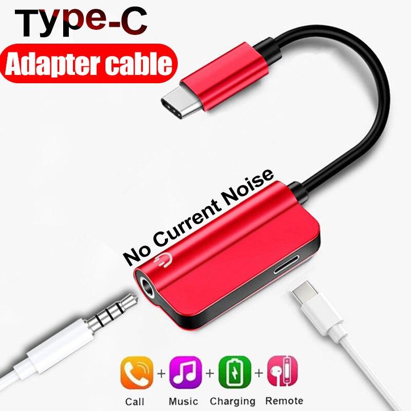 Tipo c 3.5mm jack fone de ouvido áudio aux cabo para xiaomi 11 huawei p30 fones adaptador samsung s20 s21 s10 a51 acessórios do telefone global version acessórios do celular