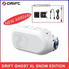 Экшн камера Drift Ghost XL Snow Edition 1080P WiFi Водонепроницаемая Спортивная камера для YouTube Live мотоциклетная велосипедная камера для шлема