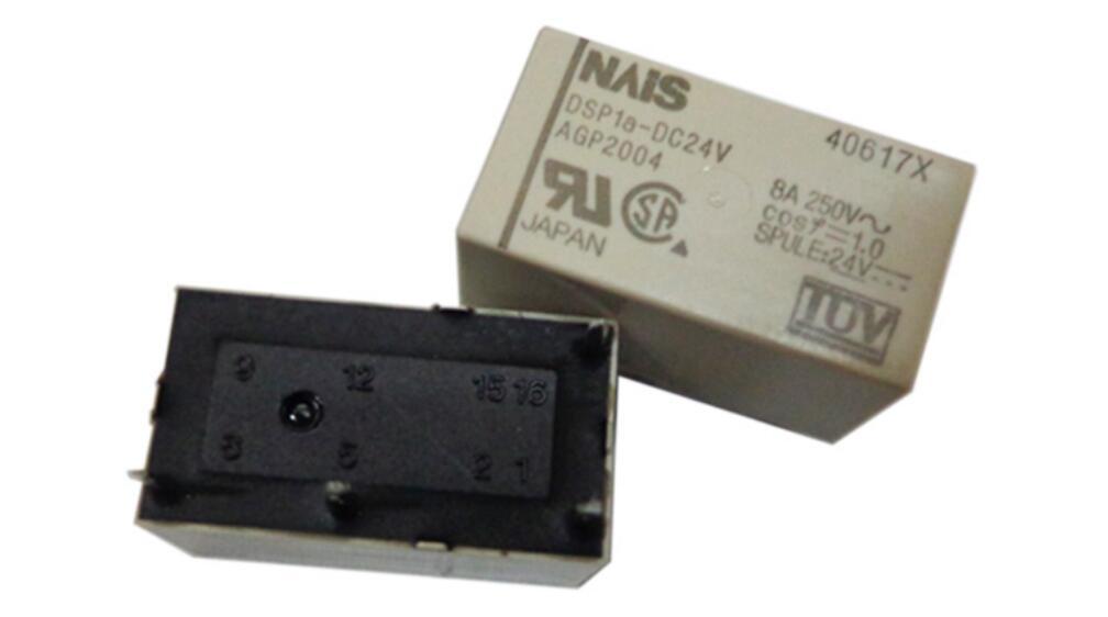 DSP1A-DC24V DSP1A-24VDC AGP2004 تتابع DSP2a-DC24V DSP2a-DC12V DSP2a-DC5V DSP1a-DC5V DSP1a-DC12V DSP1a-DC24V