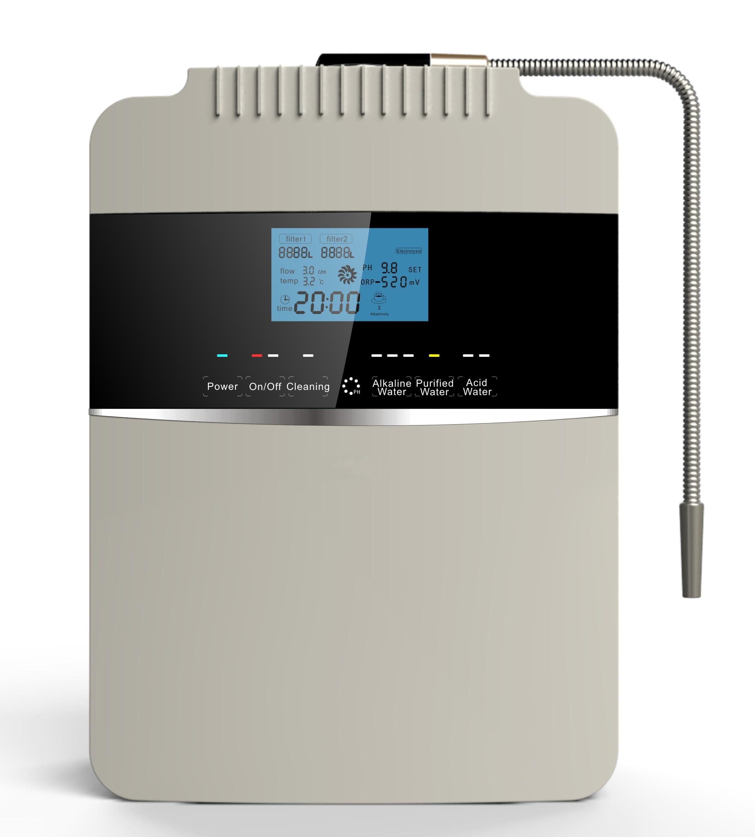 Wholesale Custom Alkaline water ionizer machine enlarge