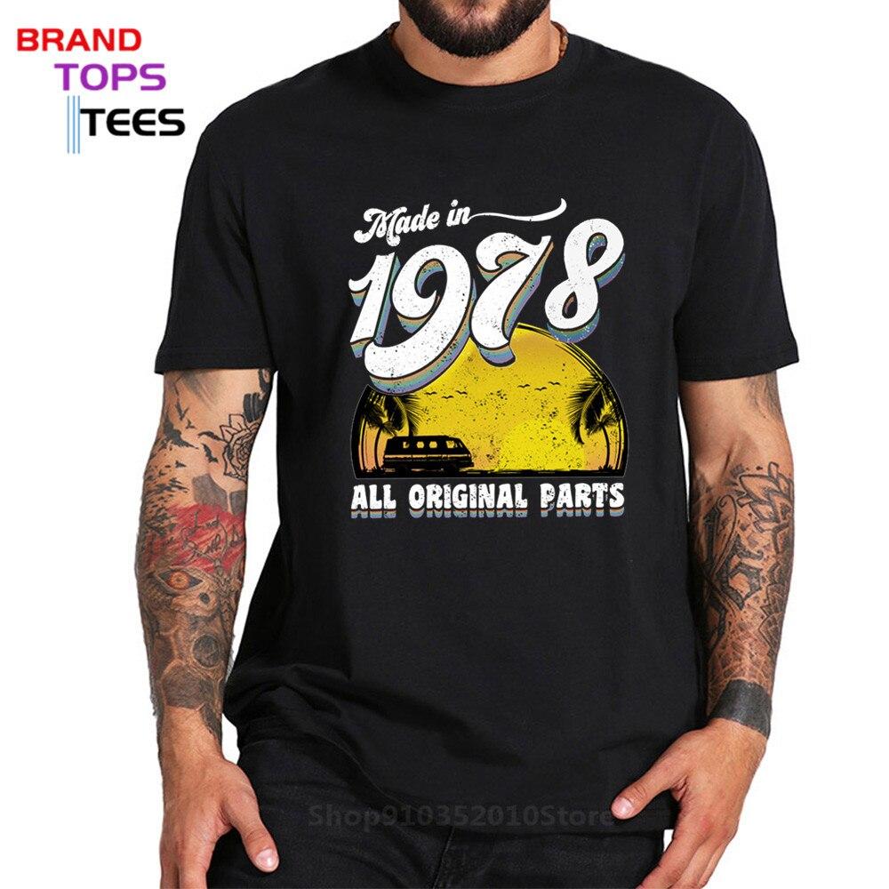 Camiseta Vintage de algodón para hombre, camiseta clásica Retro de papá Bro,...