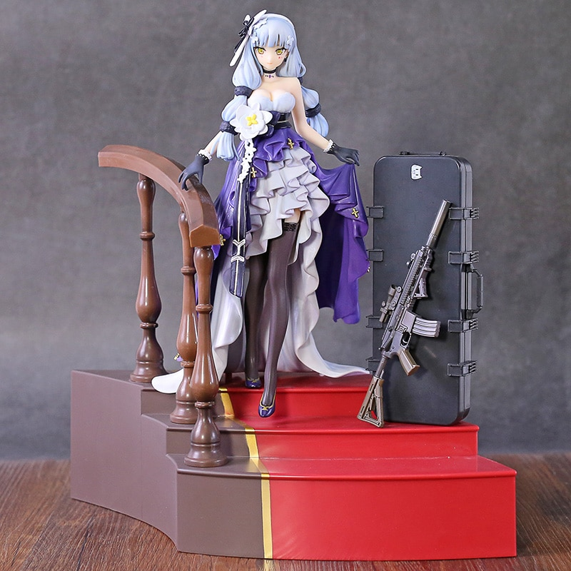 ¡Las chicas de primera línea HK416 Hoshi No Uta Ver! Figura de muñeca de PVC a escala 1/8, modelo de chica Sexy, juguete coleccionable
