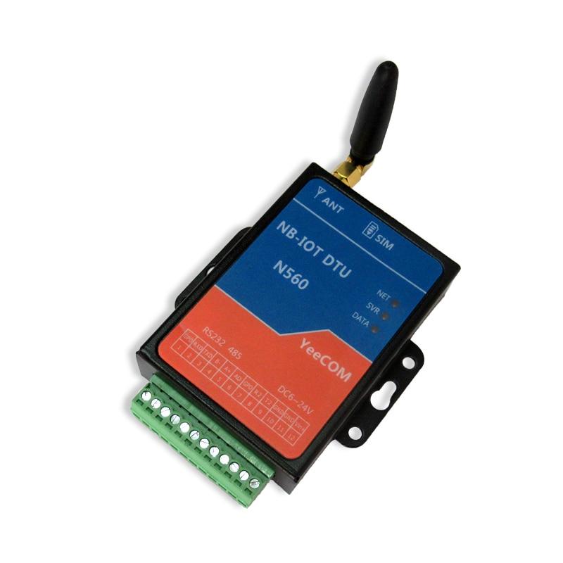 Modul NB-IOT DTU RS485/232 Serial Port zu NB Netzwerk Daten Passthrough MQTT HTTP Modul Terminals