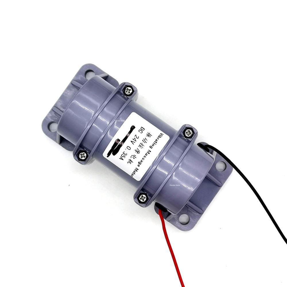 motor forte 6w 10w 74 3000 rpm da vibracao da cc 24v 12v 3400 v