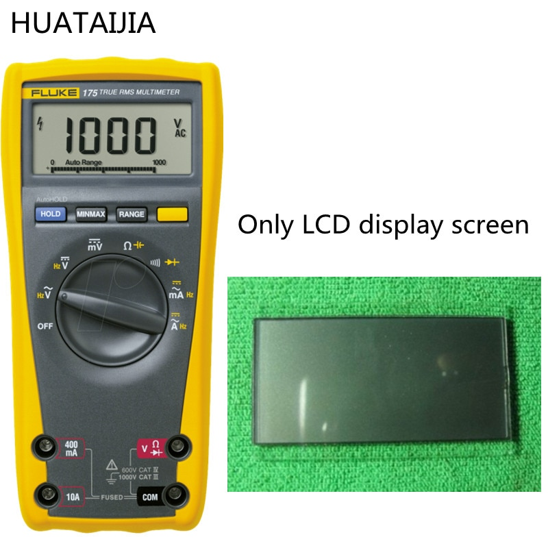فلوك 175 شاشة الكريستال السائل ل Fluke175 صحيح RMS المتعدد ل فلوك 175 شاشة الكريستال السائل الشاشة