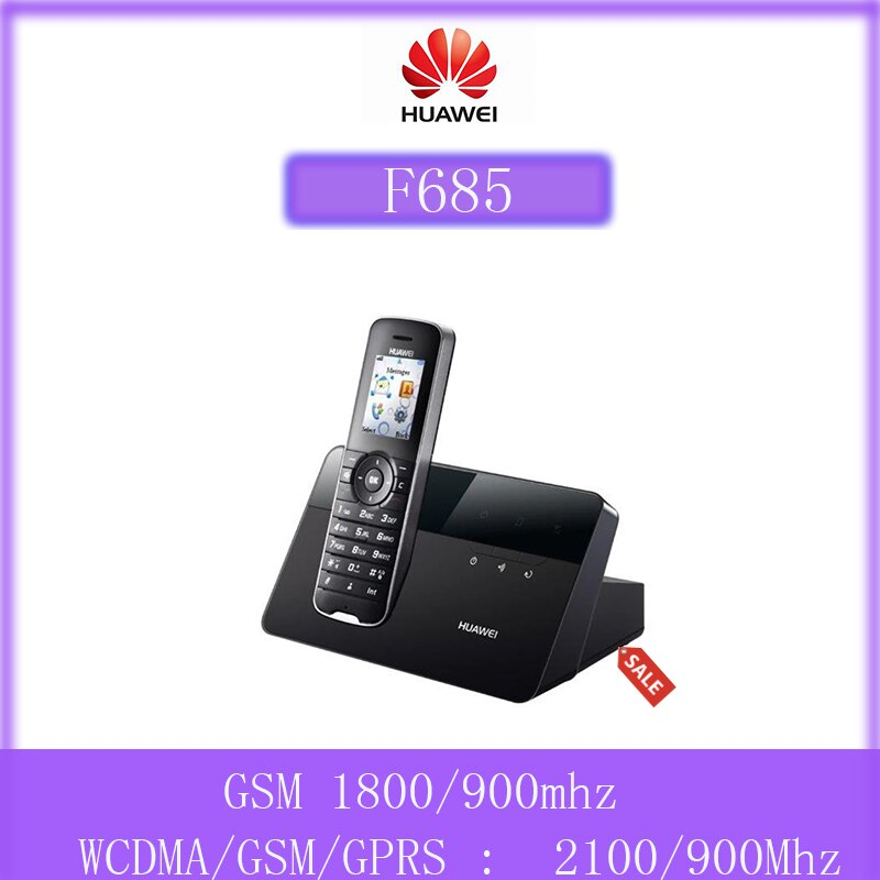 Huawei F685,handset speakerphone,The Fixed Wireless Terminal