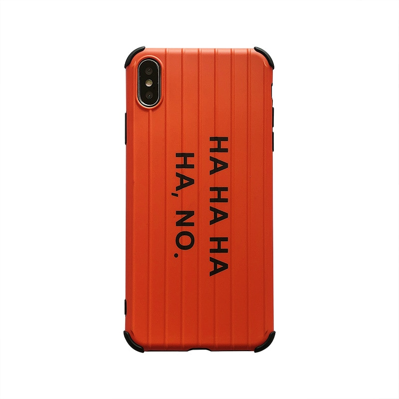 Englisch alphabet telefon fall für iphone 11 11pro 11 pro max orange telefon fall für iphone x xr xs max anti-drop telefon fall 7 plus