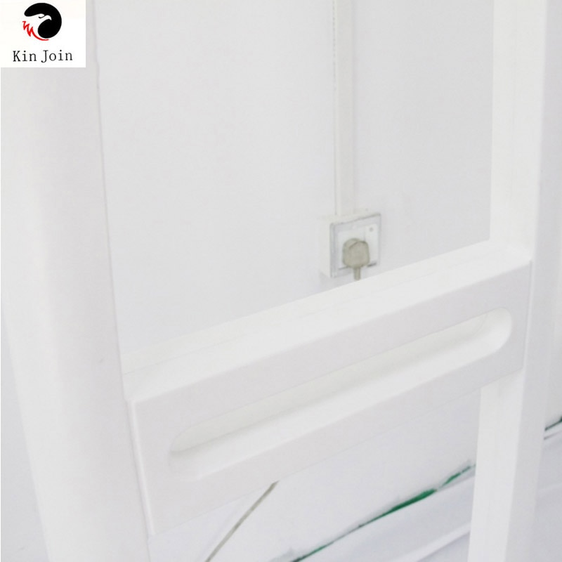 EAS System With Detacher Hard Tags & Handheld Frequency Tester/ 58khz AM Conceal Security Antenna Door For Supermarket enlarge