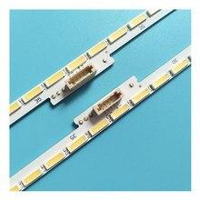 2 pièces x 48 pouces LED rétro-éclairage bandes pour Samsung STS480A20(LTI480HN02LJ07-01302/3A)_ 66LEDs