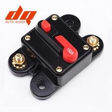 Porte-fusible amplificateur stéréo de Style AGU   60A 80A 100A 150A 200A 300A pour voiture