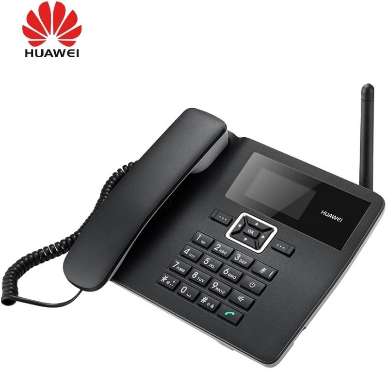 F616-20 3G WCDMA900/1900Mhz GSM Desktop Bluetooth Telephone GSM Fixed Cellular Terminal GSM Corded Desktop Office Phone