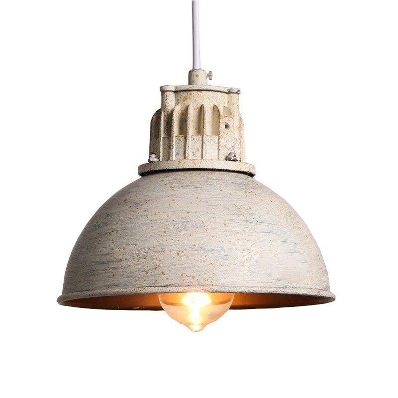 American LOFT Chandelier Creative Retro E27 industrial pendant lamp Restaurant Bar dining room bedroom living room cafe light