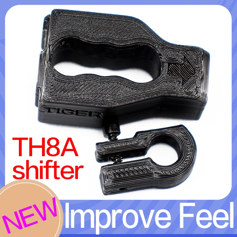 TH8A TH8ARS thrustmaster t300 H-Pattern Improved Feel mod SIMRACING THRUSTMASTER T300 sim racing