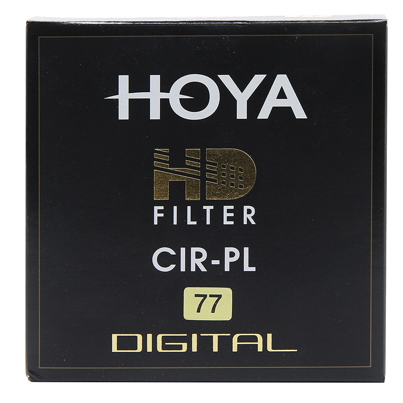 Hoya HD CPL filtro 58mm 67mm 72mm 77mm 82mm Polarizador Circular HD CIR-PL Slim polarizador para lente de cámara hecha en Japón