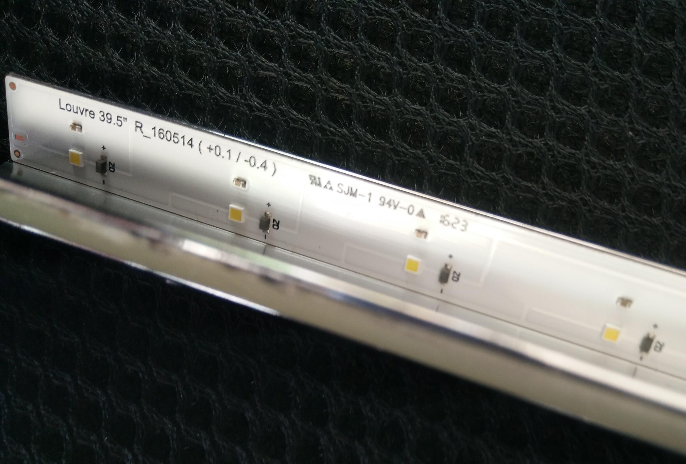 5 Set = 10 Stuks Led Strip Voor Samsung V6lf_395sfb_led21 _-3-11_R3 V6lf_395sfa BN96-4655A 4656A 39720A 39721A UA40K5300 UN40K5100AF