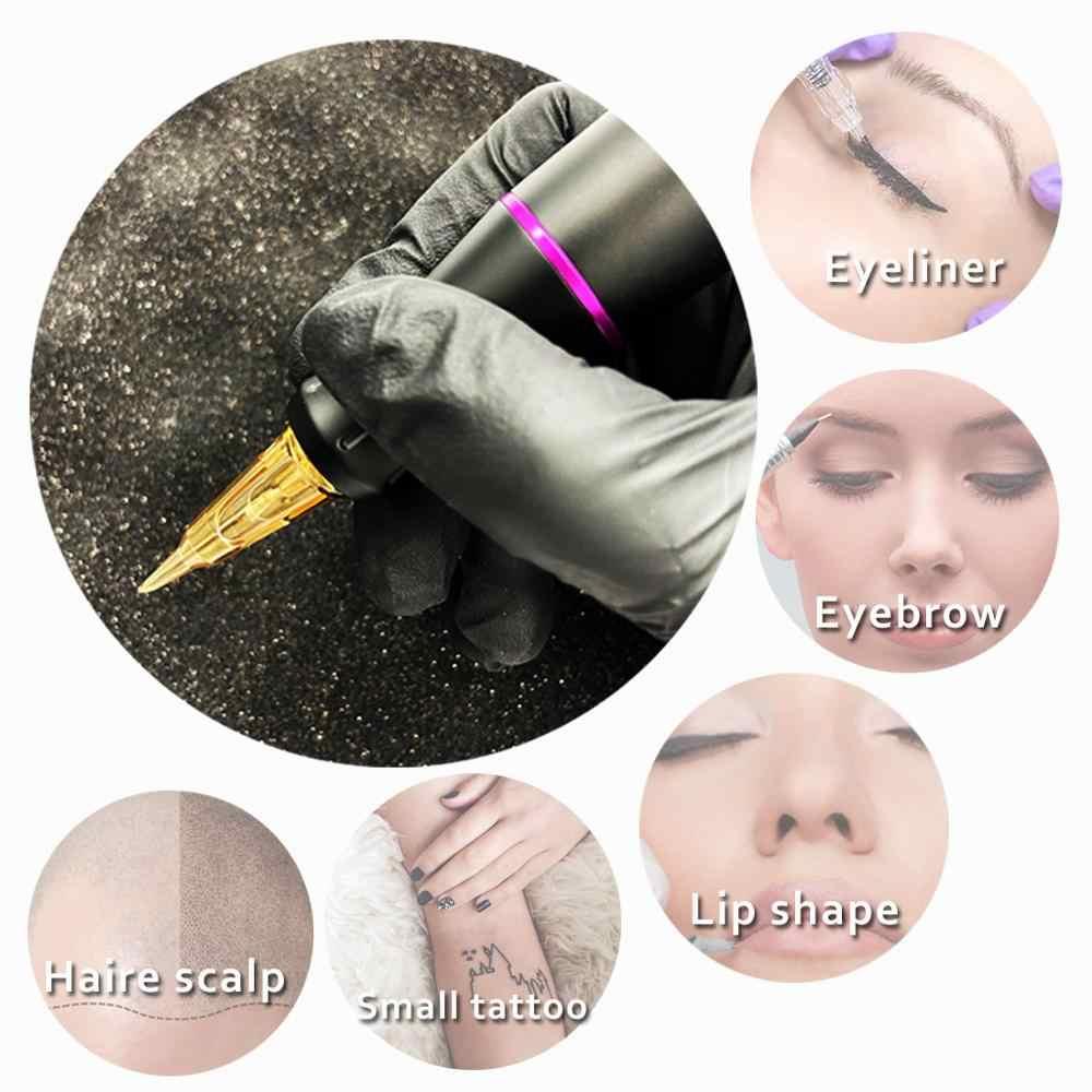 Ez V System Smp Pmu V Select Cartridge Tattoo Needles Micropigmentation Permanent Make Up Eyebrows Eyelinver Lips Microblading Tattoo Needles Aliexpress