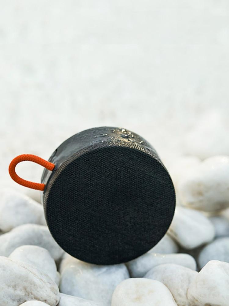 Portable Xiaomi Bluetooth 5.0 speaker dustproof and waterproof 10 hours battery life outdoor wireless speaker subwoofer enlarge