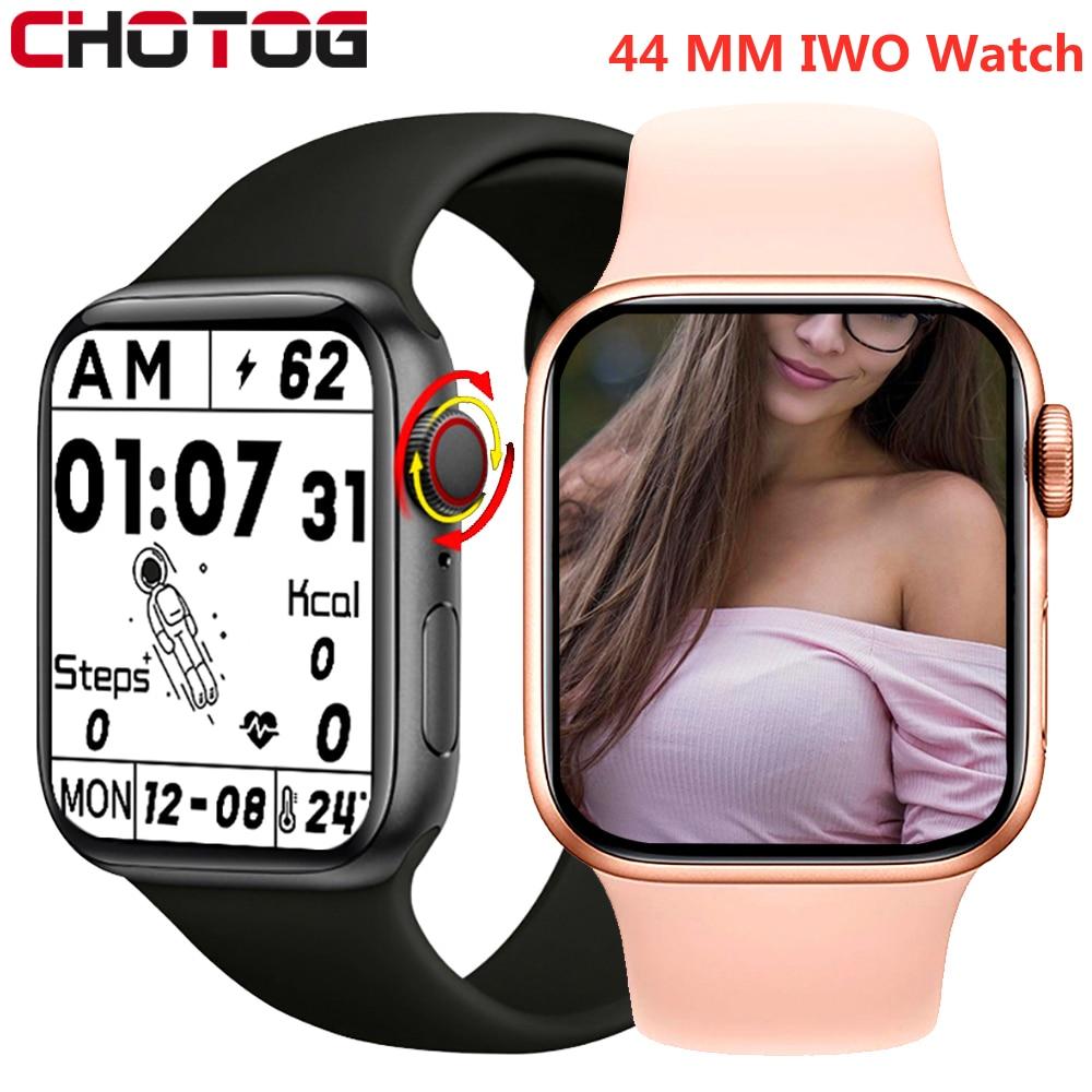 2021 IWO HW22 Pro Smart Watch Men Dial Call 1.75Inch Series 6 Heart Rate Monitor Smartwatch Women Clock For Iphone Xiaomi Huawei