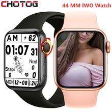 2021 IWO HW22 Pro Smart Watch Men Dial Call 1.75Inch Series 6 Heart Rate Monitor Smartwatch Women Cl