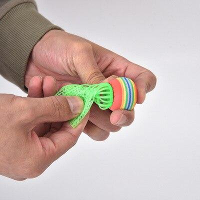 Цветной шар для бадминтона, лидер продаж, пластиковый шар для бадминтона, разноцветный, случайный выбор