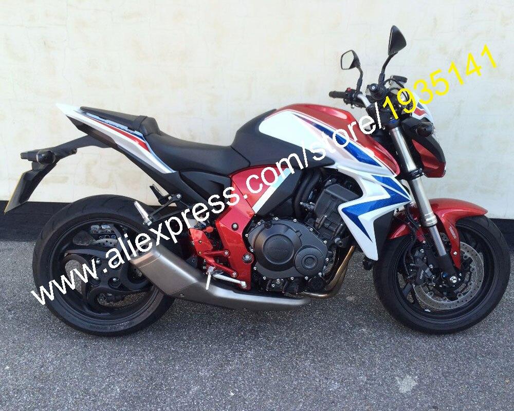 Kit de cuerpo para Honda CB1000R 08 09 10 11 12 13 14 15 CB 1000R 2008-2015 CB1000 R carenado de bicicleta deportiva rojo azul blanco