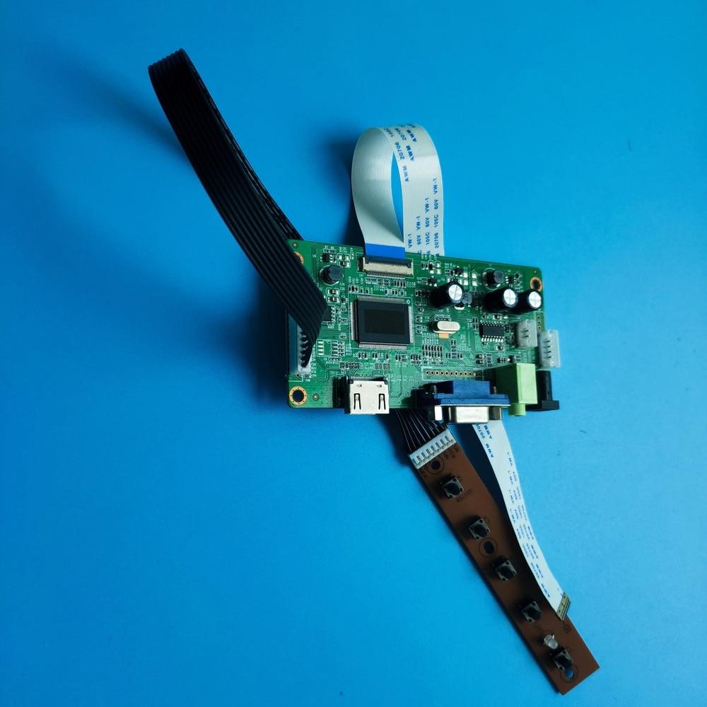 ل LP156WF6-SPM3/SPM5 EDP LED HDMI DIY عدة VGA المراقب المجلس رصد عرض 1920X1080 LCD سائق شاشة 30pin 15.6