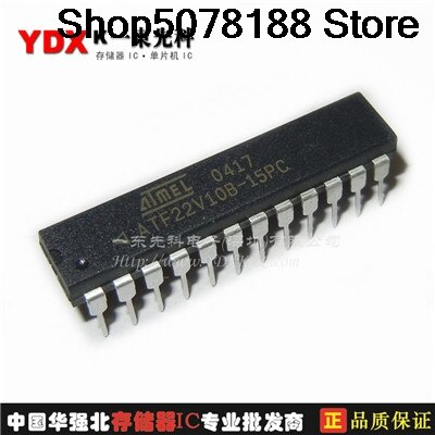 5 piezas ATF22V10B-10PC DIP