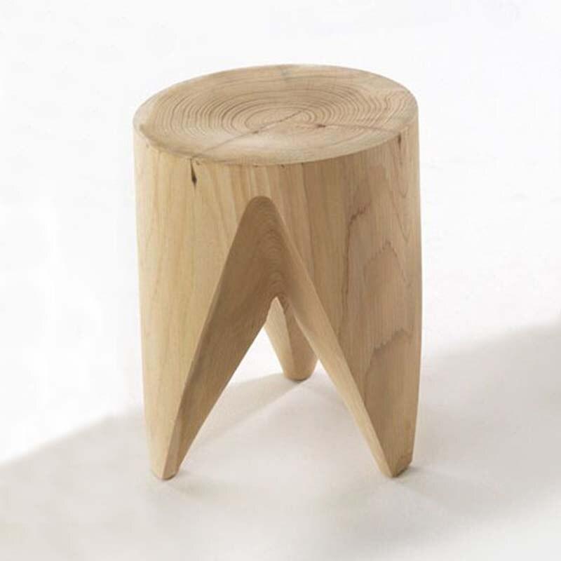 كرسي من الخشب الصلب ، جديد ، كرسي فني لغرفة المعيشة ، طاولة ترفيهية ، مقعد خشبي