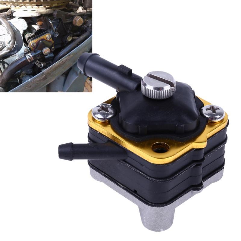 Bomba de combustível de alta qualidade para johnson evinrude 6-15 hp motor de popa 1974-1992 substitui 397839 395091 para motores de motor externo