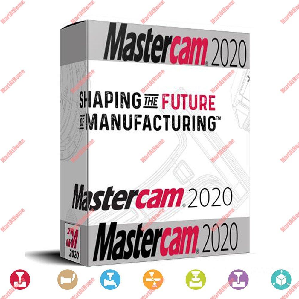 Mastercam 2019 2020 CNC ، مدى الحياة ، استخدام غير محدود ، يدعم Windows 7 ، 8 ، 10 64 بت