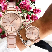 2021 European and American Fashion Fashion Women Casual Watch Luxury Analog Quartz Wristwatch Finger