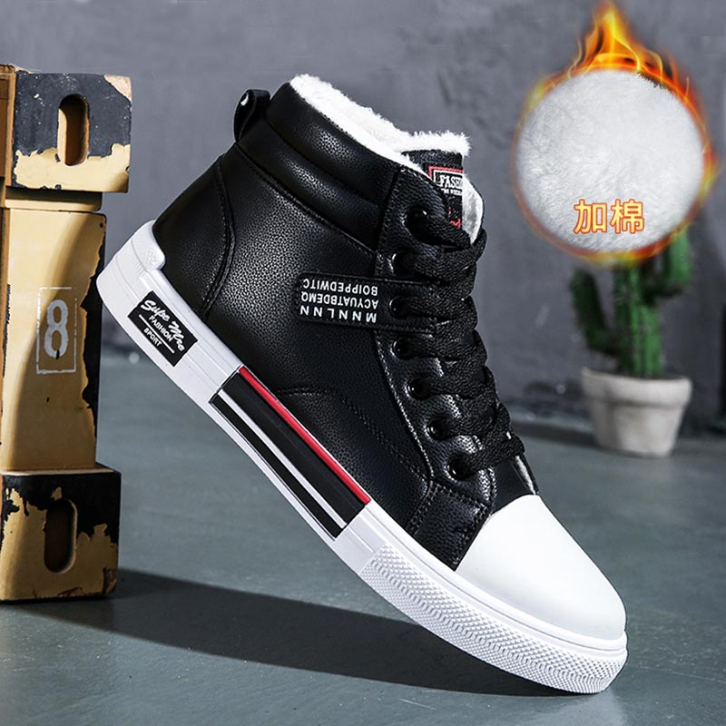 Zapatillas deportivas cálidas de alta calidad para hombre, calzado deportivo para correr,...