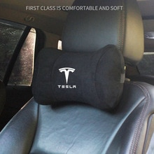 Car Head Pillow Neck Support  for Tesla Model 3 Model S Model X Model Y Styling Seat Headrest Care S