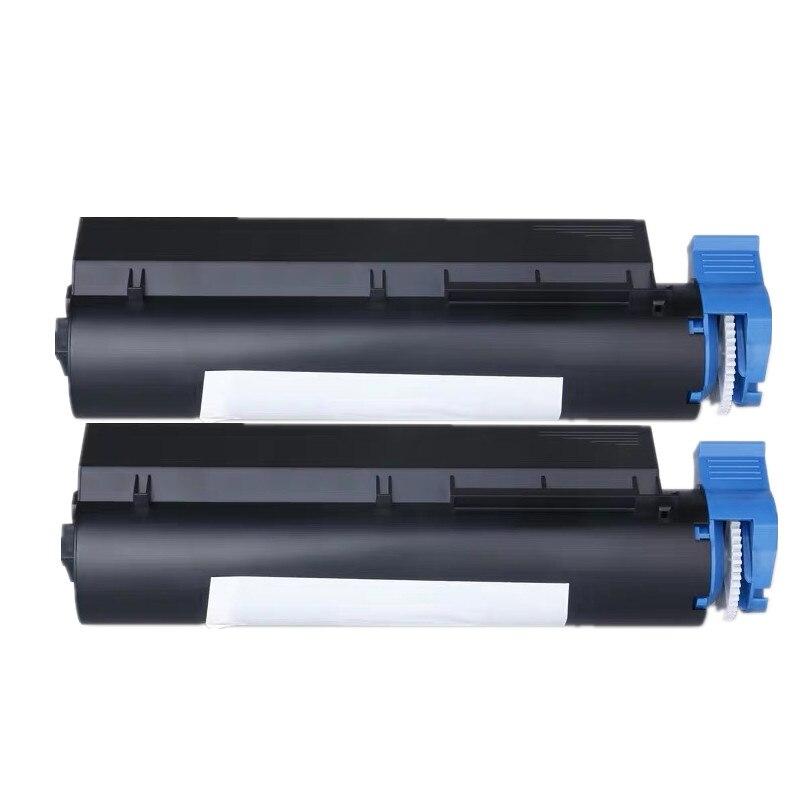 Cartucho de tóner B411 B431 Compatible con OKI B411 B431 MB461 MB471 MB491 impresora con chip