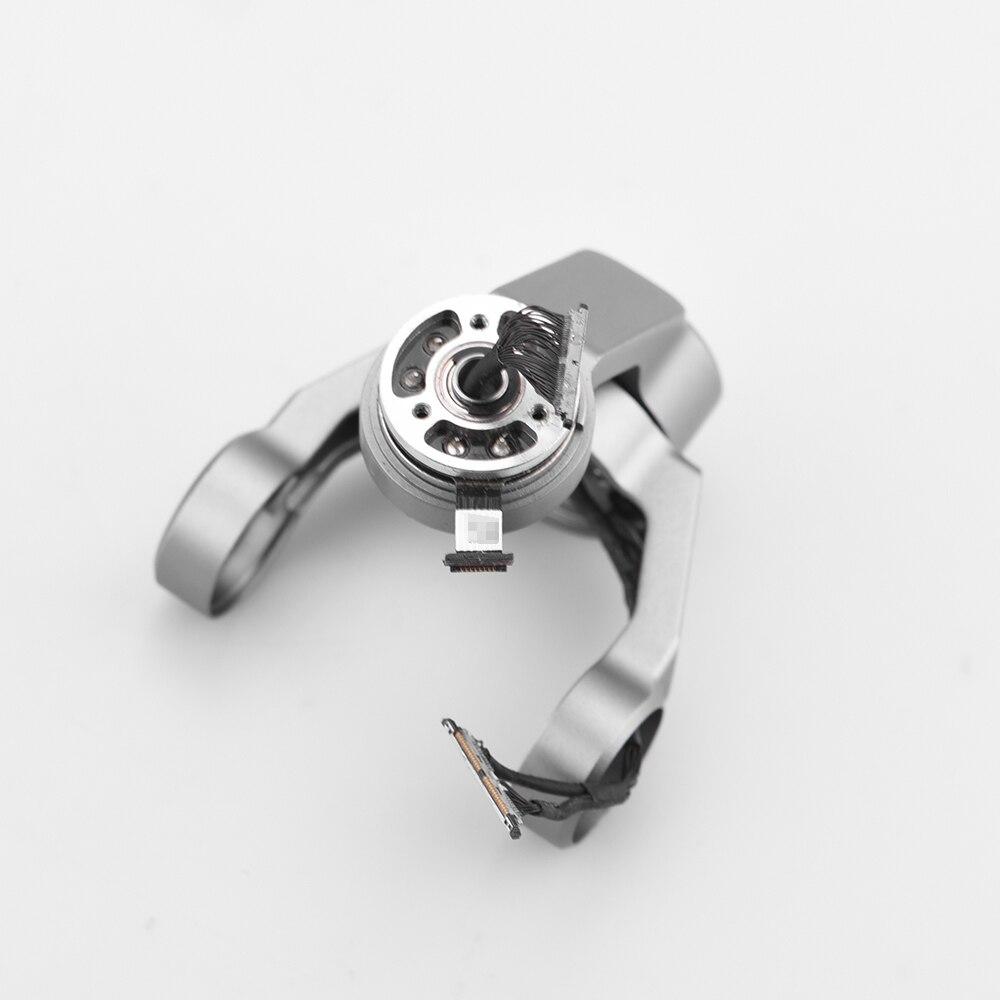 ل DJI Mavic 2 برو/التكبير الأصلي Gimbal سنة محور الذراع المحرك مع إشارة كابل الطائرة بدون طيار إصلاح جزء الملحقات المهنية