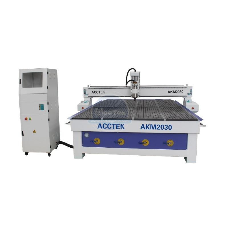 AccTek New Best Seller 3d Wood Cnc Engraver Machine AKM2030