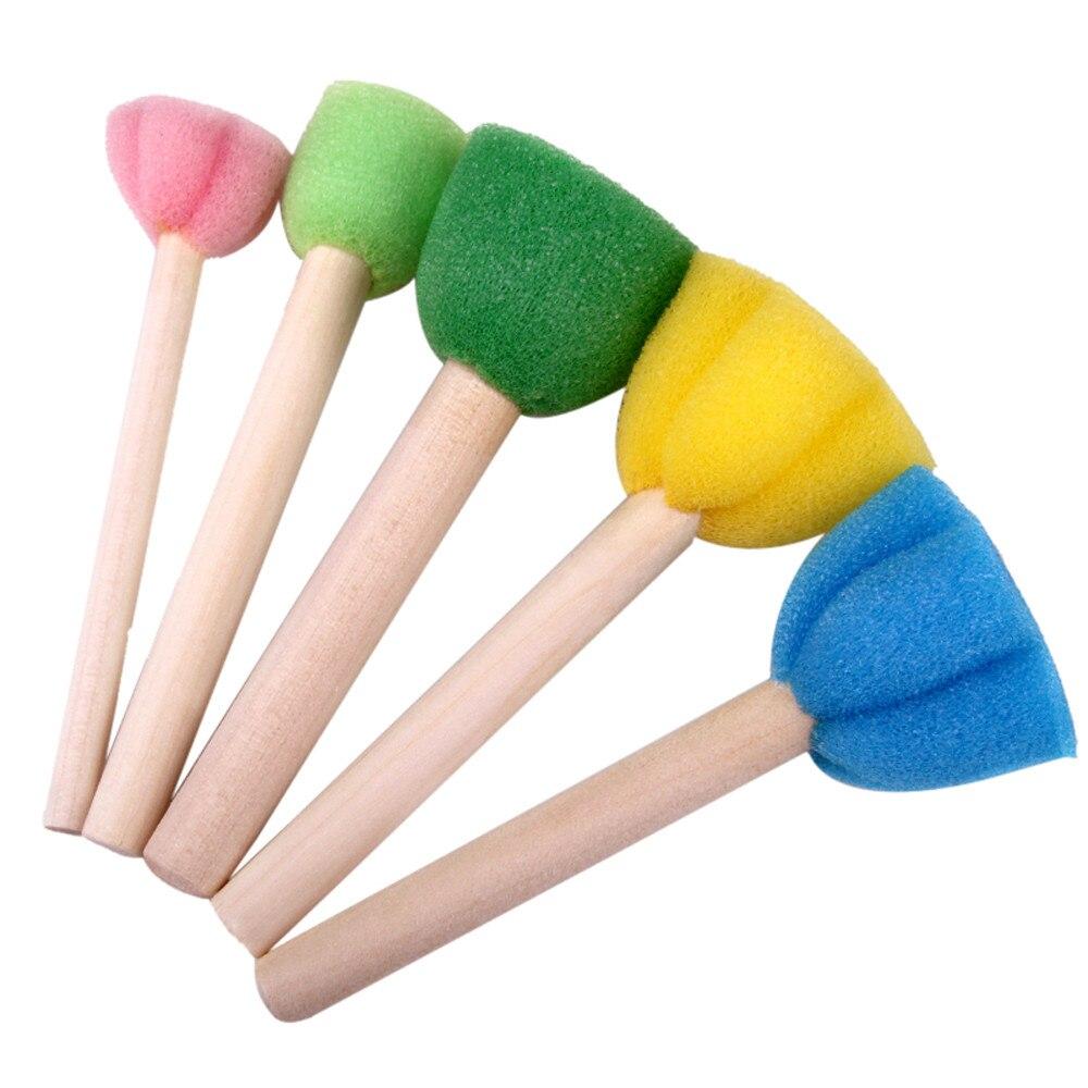 Juguetes educativos para niños, kit de 5 uds. De diseño colorido, herramientas...