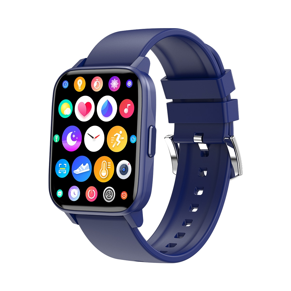 2021 Smart Watch Men Women Full Touch Fitness Tracker Waterproof Smartwatch Band For Samsung Apple Android Xiaomi Huawei